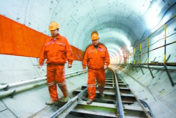 Construction site explosion-proof monitoring system of China Railway Tunnel Group