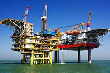 Explosion proof monitoring system of CNOOC natural gas project